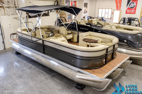 New Crest II 230 SLC Other Boat For Sale