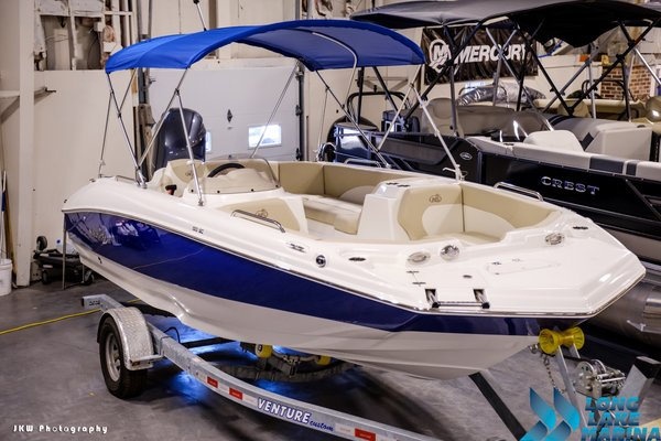 New Nauticstar 193 SC193 SC Deck Boat For Sale