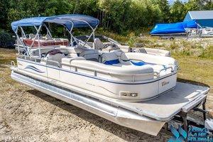 Used Tahoe Pontoon Vista - 24' Pontoon Boat For Sale