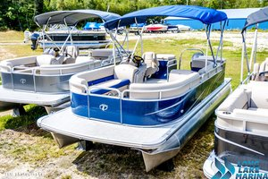 New Tahoe Pontoon GT Cruise 21' Pontoon Boat For Sale