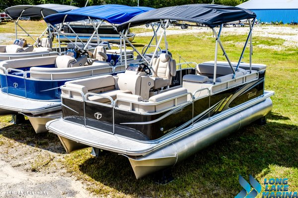 New Tahoe Pontoon Sport Cruise 18' Other Boat For Sale