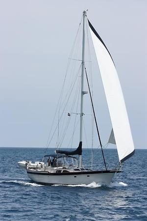 Used Irwin Yachts 54 Center Cockpit Sailboat For Sale