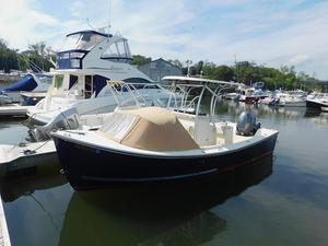 Used Eastern 22 CC Center Console Fishing Boat For Sale