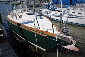 Used Bristol 35.5 C Cruiser Sailboat For Sale