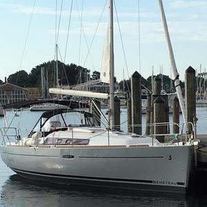 Used Beneteau 34 Cruiser Sailboat For Sale