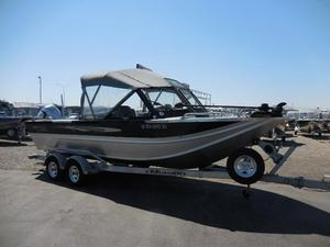 Used Northwest 218 Lightning Aluminum Fishing Boat For Sale