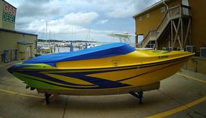 Used Velocity 290 SC High Performance Boat For Sale