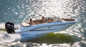 New Sea Ray SPX 210 OB Runabout Boat For Sale