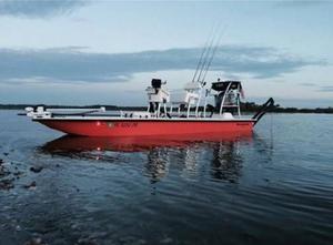 Used Bossman 18 Talon Skiff Boat For Sale