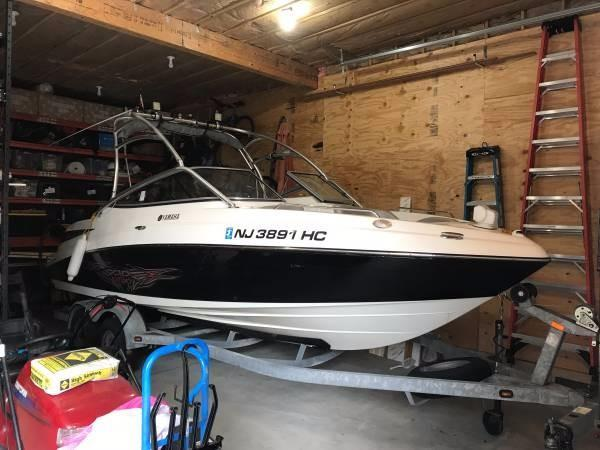 Used Yamaha AR230 HO Runabout Boat For Sale