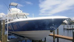 Used Everglades 435 Center Console Center Console Fishing Boat For Sale