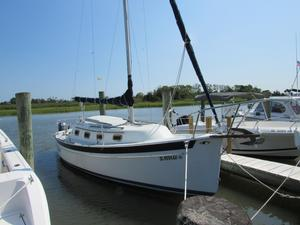 Used Seaward Hake 25 Sloop Sailboat For Sale