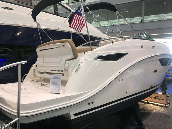 New Sea Ray 260 Sundancer260 Sundancer Sports Cruiser Boat For Sale