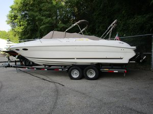 Used Sea Ray 280 CC Cruiser Boat For Sale