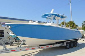 New Cobia Boats 301 CC Center Console Fishing Boat For Sale