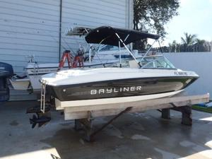 Used Bayliner Bowrider Boat For Sale