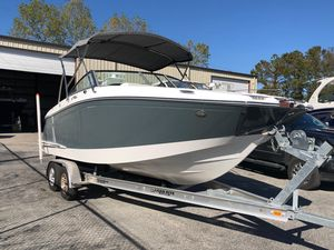 Used Cobalt 23 SC23 SC Dual Console Boat For Sale