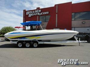 Used Nordic Boats 28 Heat High Performance Boat For Sale