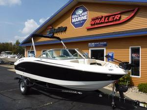 New Chaparral 19 H2O Ski & Fish Bowrider Boat For Sale
