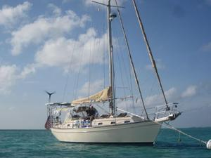 Used Island Packet Yachts Cruising Cutter (no Hurricane Damage) Cruiser Sailboat For Sale