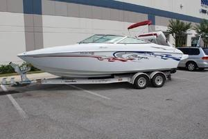 Used Baja 242 Islander Sports Cruiser Boat For Sale