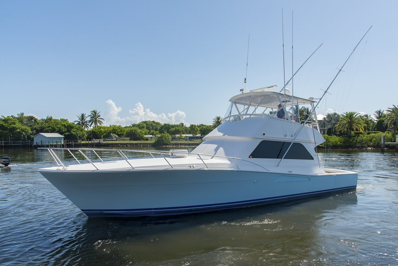 2000 used viking sports fishing boat for sale 495 000 for Viking fishing boat