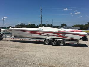 Used Fountain 42 Executioner Cruiser Boat For Sale