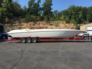 Used Fountain 42 Lightining High Performance Boat For Sale