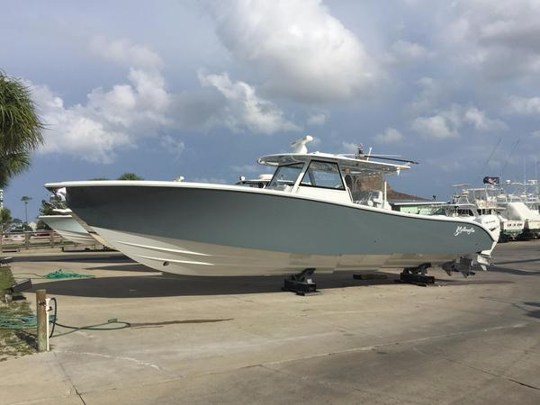 New Yellowfin 42 Center Console Fishing Boat For Sale