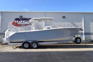 Used Cobia 301CC Center Console Fishing Boat For Sale