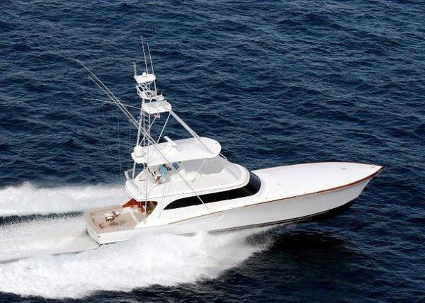 Used Custom Weaver Sportfish Sports Fishing Boat For Sale