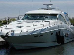Used Sea Ray 55 Sundancer Cruiser Boat For Sale