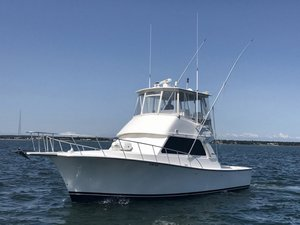 Used Henriques 38 Flybridge Boat For Sale