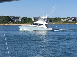 Used Hatteras 54 Gt Sports Fishing Boat For Sale