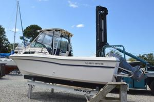 Used Grady-White Explorer 24 Cuddy Cabin Boat For Sale