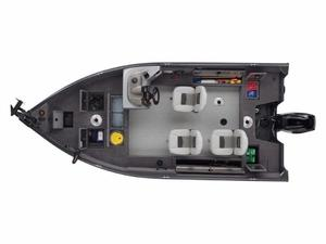 New Tracker Boats Pro Guide V-16 SC Bass Boat For Sale