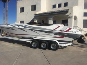 Used Nordic Powerboats 28 Heat Cruiser Boat For Sale