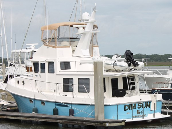 Used American Tug 435 House Boat For Sale
