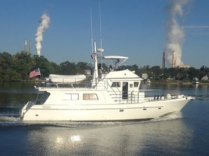Used Seahorse Pilothouse LRC House Boat For Sale