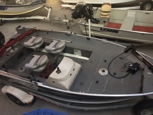 Used Alumacraft Classic 165 CS Sports Cruiser Boat For Sale