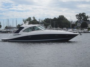 Used Sea Ray 480 Sundancer Cruiser Boat For Sale