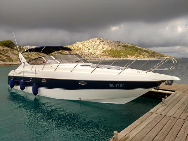 Used Cranchi Endurance 39 Express Cruiser Boat For Sale