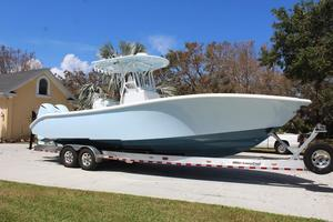 Used Yellowfin 32 Saltwater Fishing Boat For Sale