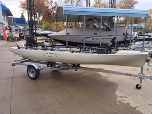 New Hobie Cat Mirage Pro Angler 17T Kayak Boat For Sale