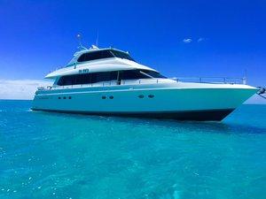 Used Lazzara Skylounge Motor Yacht For Sale