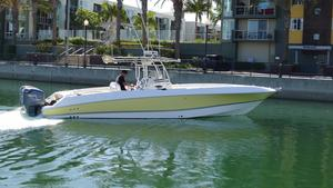 Used Wellcraft Tournament 352 Center Console Fishing Boat For Sale