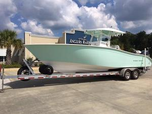 Used Cape Horn 31xs Center Console Fishing Boat For Sale