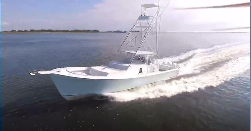 2017 used chesapeake center console sportfish center for Center console sport fishing boats