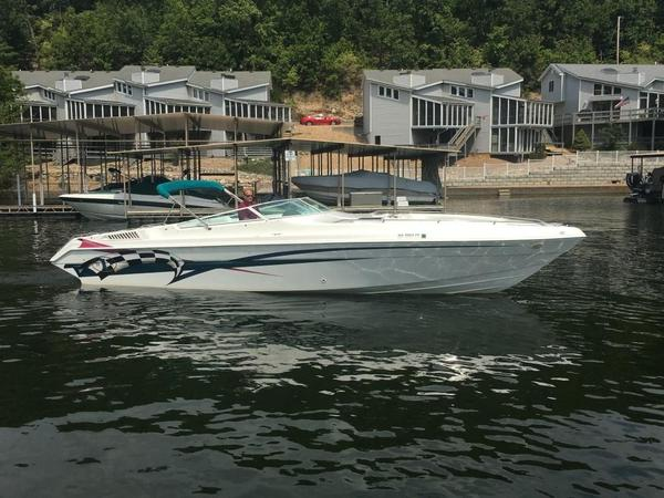Used Baha Cruisers 340 MCOB High Performance Boat For Sale