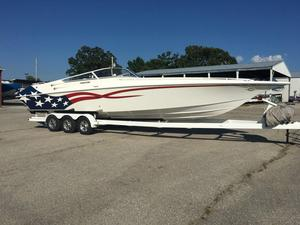 Used Fountain 35 Lighting High Performance Boat For Sale